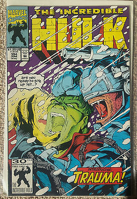 The Incredible Hulk Issue 394 (1992) FIRST PRINT