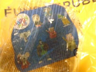 SING MOVIE EUROPE McDonald's Happy Meal Toys 2016 BUSTER MOON,Maus in ovp