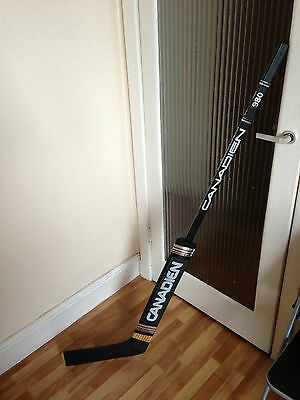 Canadien 980 Goalkeeping Ice Hockey Stick! Used by Scott O'Connor