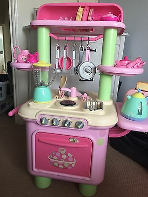 Girls Pink Kitchen Early Learning Centre (ELC)
