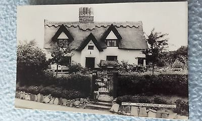 Fulbourn Thatched Cottage Cambridge Cambridgeshire Francis Frith Postcard