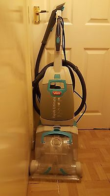 Carpet Cleaner Pet Vax W87-Rh-P Rapide Ultimate Dual V Technology  Used St7 Area