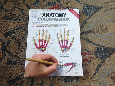 The Anatomy Colouring Book, Revised 2nd Edition