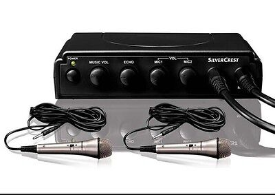SILVERCREST Set With Hdmi In And Output