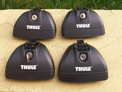 Thule Rapid System Foot Pack 753 (Roof bars/Roof rack).