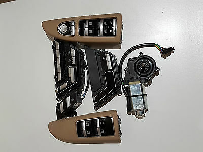 Mercedes s500 s550 s600 s350 s320 buttons button switch