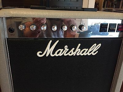 Marshall 2554 1 x 12 Combo Silver Jubilee Series Guitar Amp 1987