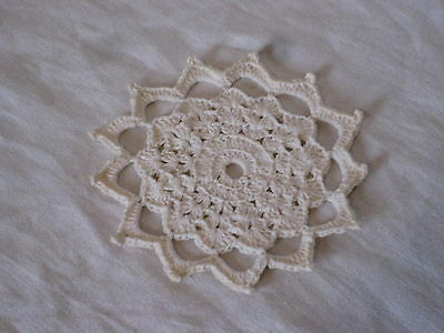 Napperon en crochet