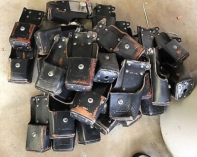 Lot Of 20 Used Motorola XTS 3000/5000 NTN8380 Swivel Holsters