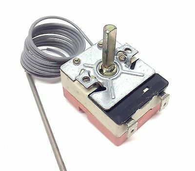 EGO  55.13052.230  Single Pole Grill  Griddle Thermostat  50 - 274 C