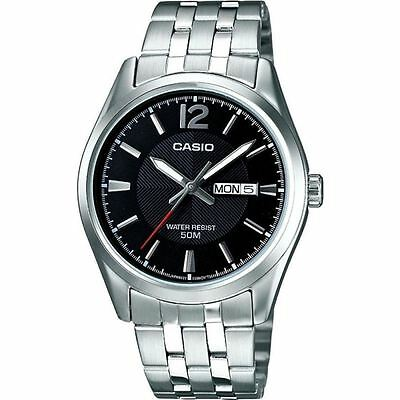 CASIO MTP1335PD-1AVEF Stainless Steel Men's Watch - Brand New **RRP £50**