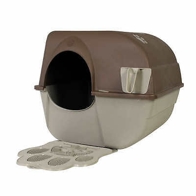 Omega Paw Large Roll 'n Clean Self-cleaning Litter Box