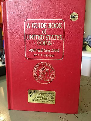 A Guide Book Of United States Coins 49th Edition,1996