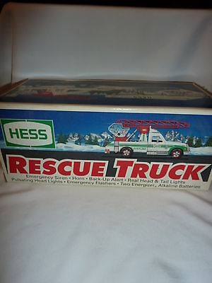 HESS 1994 Rescue Truck New In Box