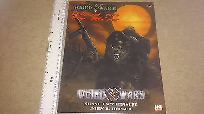 Blood on the Rhine Weird War II Roleplaying d20 system D&D AD&D Achtung Cthulhu