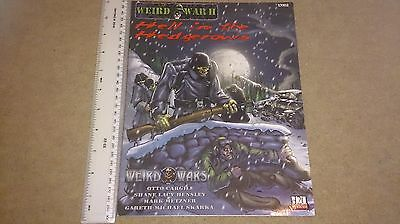 Hell in the hedgerows Weird War 2 II two WW2 d20 roleplaying system D&D AD&D