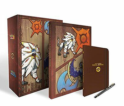 Pokemon Sun and Pokemon Moon: Official Strategy Guide Collector's Vault NEW&NEU