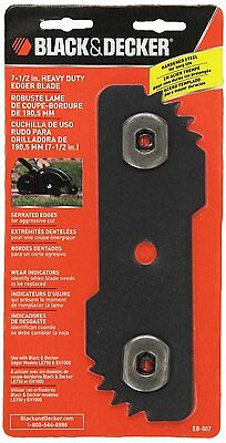 Black & Decker Heavy Duty Replacement Edger BLADE EB-007 7.5 inch