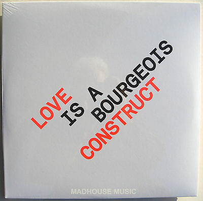 """PET SHOP BOYS 12"""" x 2 Love Is A Bourgeois Construct LIMITED Double Pack SEALED"""