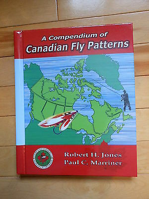 A Compendium of Canadian Fly Patterns (Hardcover)