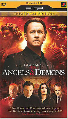 Angels & Demons [UMD for PSP] by Sony Pictures Home Entertainment