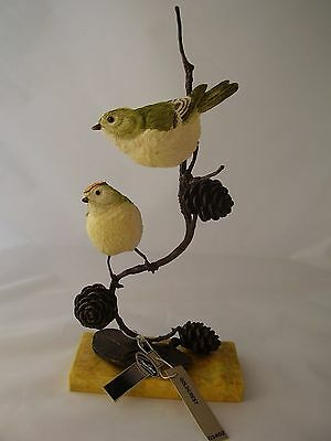 Country Artists. Goldcrest. Galleria series on Bronze.