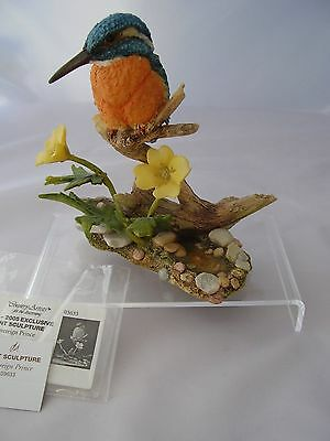 Country Artists. Kingfisher.Sovereign Prince. Guild Sculpture.03633