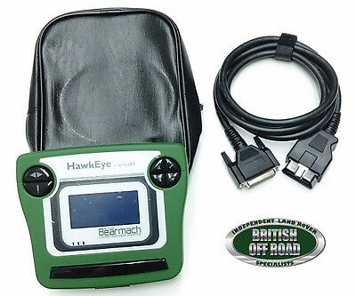 Ba5068 - Hawkeye Total - Land Rover Diagnostic Tool - Scan Tool
