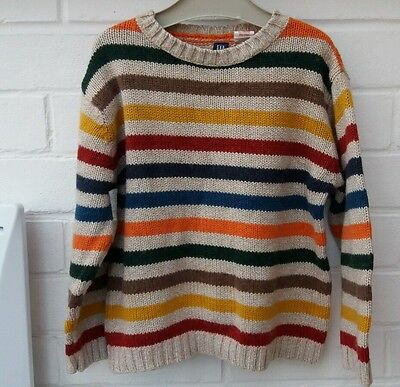 Gap Baby Infant Boys Jumper Age 5 Years Multi Cardigan Next Day Post