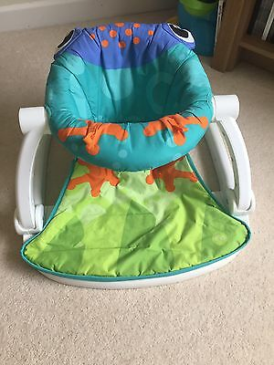 fisher price sit me up floor seat, Better Than Bumbo