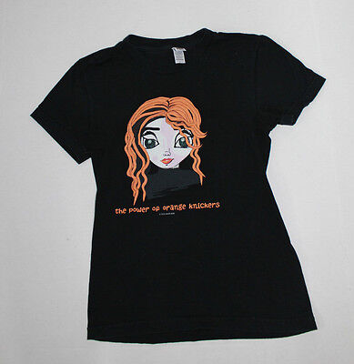 Tori Amos the power of orange knickers 2005 tour concert women's t-shirt small