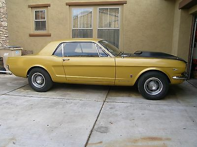 1965 Ford Mustang GT 1965 Ford Mustang GT 4spd Barn Find
