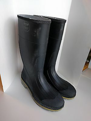 Servus Steel Toe Rubber Boots - Men's Size 13