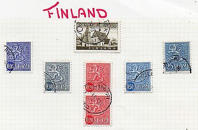 FINLAND = Used on old album page. Odds & Sods.