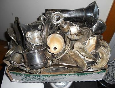 Lot of Sterling Silver Scrap Over 1000 grams
