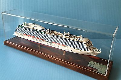 ROYAL PRINCESS cruise ship MODEL ocean liner boat 1:900 scale by Scherbak