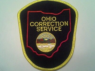 Ohio Department of Corrections Patch