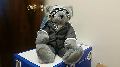 Fifty 50 Shades of Grey Vermont Teddy Bear Limited Edition New in Box Darker