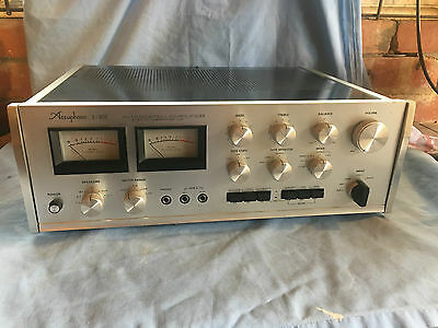 Accuphase E 202 Integrated Amplified
