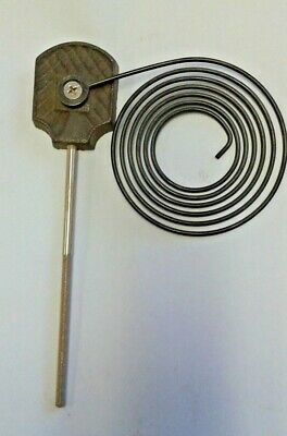 Hermle clock movem round coil gong  for 140-141-150-241 movements  140 x 120 mm