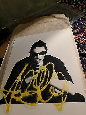 """DIAMANDA GALAS One of a kind rare signed by the Artist  8"""" by10"""" 2009-2010 era"""