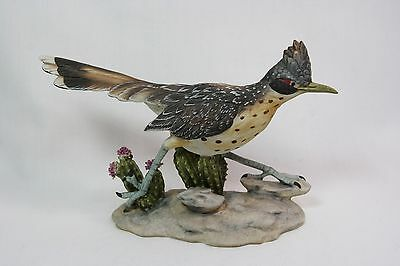 Vintage Roadrunner GOTO Original Porcelain Bird