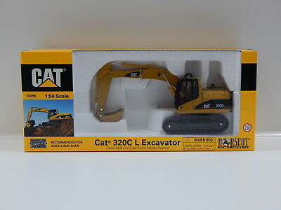 1:50 Cat 320C L Excavator Caterpillar 55096
