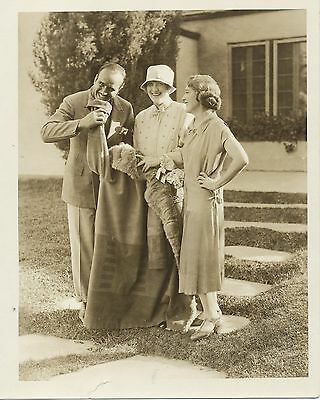 Origina Mary Pickford Douglas Fairbanks Sr Double Weight