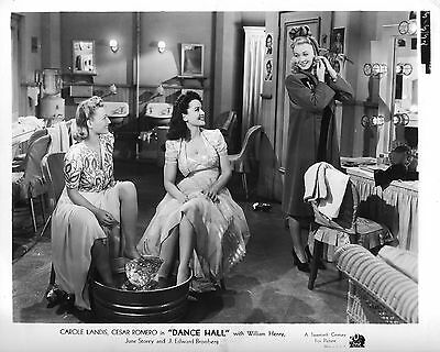 Original Carole Landis Dance Hall Movie Still