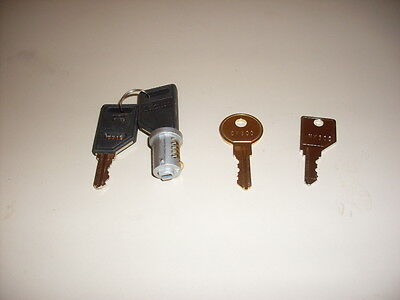 Teknion New Lock for File Cabinet/Overhead/Ped with Core Removal & Master Key