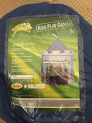 Kids Play Tent Castle new