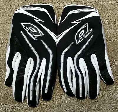 Oneal Racing Motocross Riding Gloves Mens Size 8