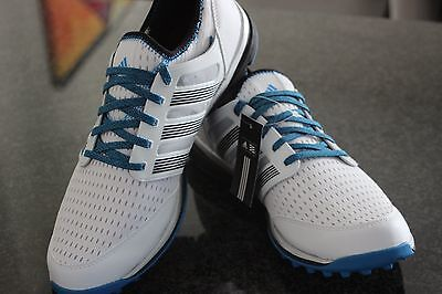 New Adidas Climacool Golf Shoes 10 1/2 Q44598