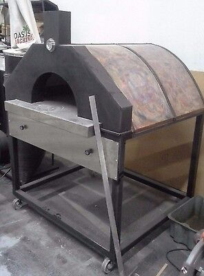 Pita Oven Deck Oven Pizza Oven Natural Gas Commercial Approved Great Deal !!!